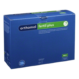 orthomol fertil plus review test